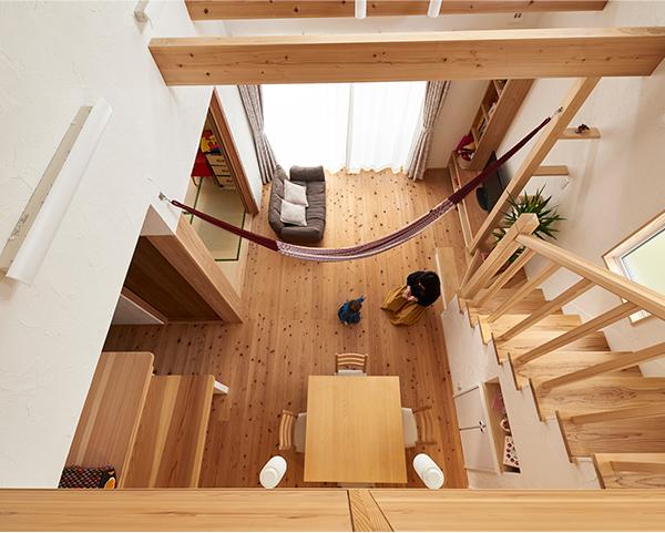 十津川の木の家イメージ画像