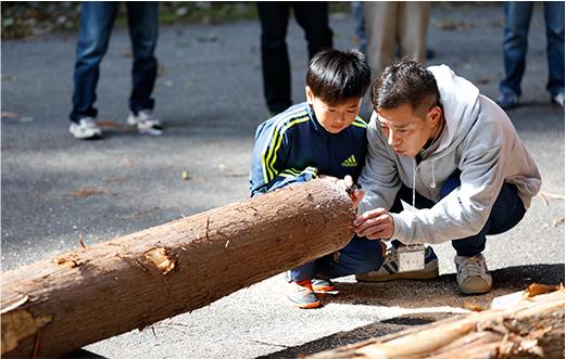 木の家づくりの勉強会イメージ画像